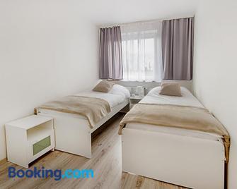 Apartament Poniatowskiego - Komfortowe Noclegi - Piaseczno - Slaapkamer