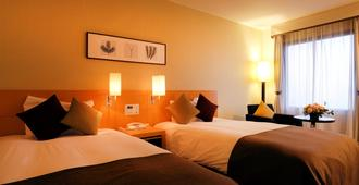 Hotel Monterey Yokohama - Yokohama - Κρεβατοκάμαρα