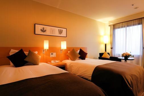 Hotel Monterey Yokohama - Yokohama - Bedroom