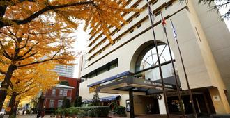 Hotel Monterey Yokohama - Yokohama - Gebäude