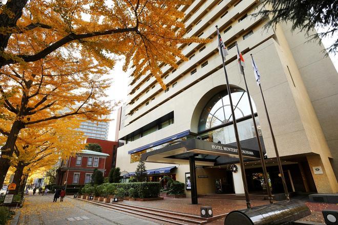 橫濱蒙特利酒店 - 橫濱 - 建築