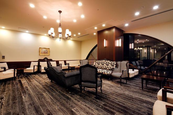 橫濱蒙特利酒店 - 橫濱 - 休閒室