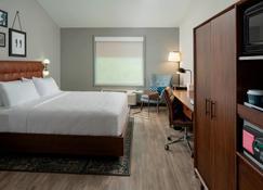阿靈頓智選假日套房酒店 (六旗區) - 阿靈頓 - 阿靈頓 - 臥室