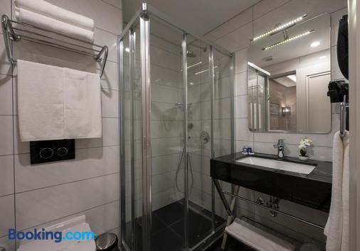 Le Petit Palace Hotel - Istanbul - Bathroom