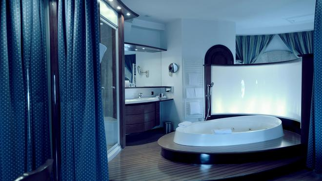 卡爾頓酒店 - 里耳 - 里爾 - 浴室