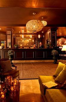 Hotel Carlton - Lille - Bar