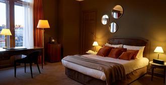 Hotel Carlton - Lille - Bedroom