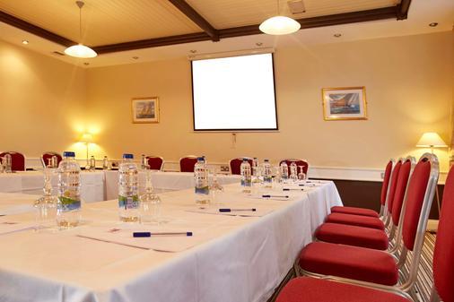 Waterford Marina Hotel - Γουότερφορντ - Αίθουσα συνεδρίου