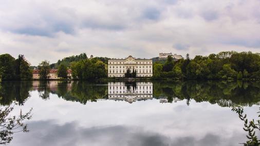 Hotel Schloss Leopoldskron - Salzburg - Outdoor view