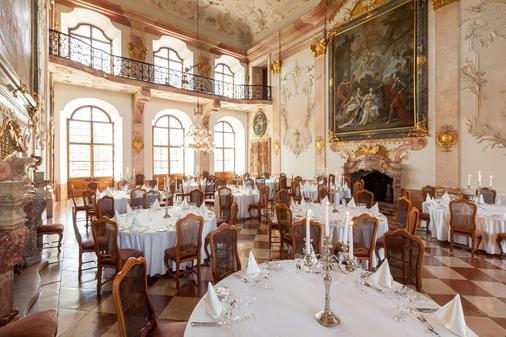 Hotel Schloss Leopoldskron - Salzburg - Banquet hall