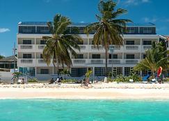 Hotel Bahia Sardina - San Andrés - Rakennus