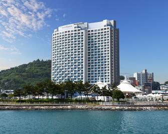 Utop Marina Hotel & Resort - Yeosu - Gebouw