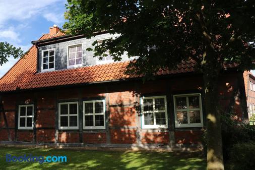 Mühlengasthof Landesbergen - Landesbergen - Building