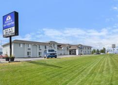 Americas Best Value Inn Kalispell - Kalispell - Building