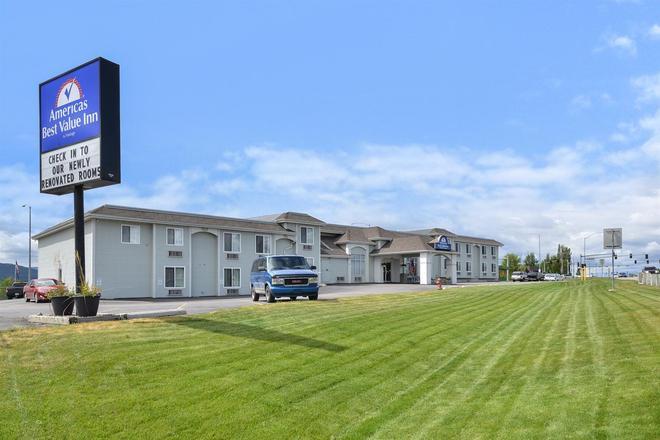 Americas Best Value Inn Kalispell - Kalispell - Building