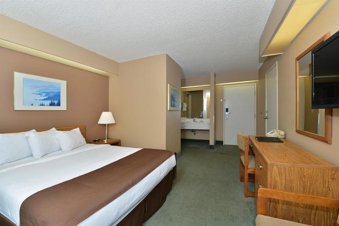 Americas Best Value Inn Kalispell - Kalispell - Bedroom