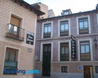 Don Jaime I y II - Segovia - Bina