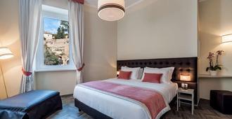 Foro Romano Luxury Suites - רומא - חדר שינה