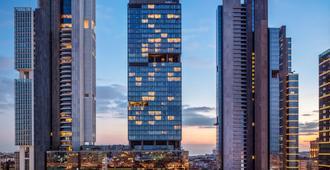 Fairmont Quasar Istanbul - Istambul - Vista externa