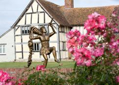 Eckington Manor - Pershore - Edificio