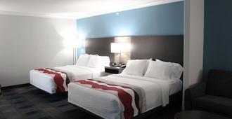 Best Western Medical Center North Inn & Suites Near Six Flags - סן אנטוניו - חדר שינה