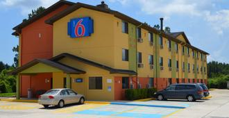 Motel 6 Kingsland - Kings Bay Naval Base - Kingsland - Edificio