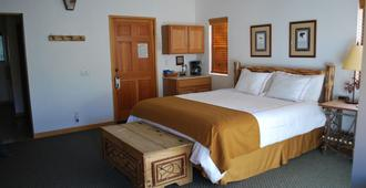 Double Eagle Resort & Spa - June Lake - Schlafzimmer