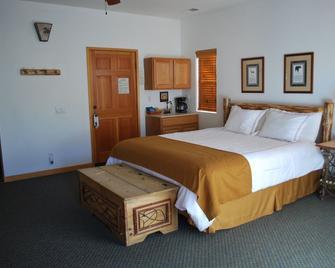 Double Eagle Resort & Spa - June Lake - Спальня