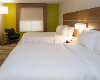 Holiday Inn Express Hotel & Suites Muskogee - Muskogee - Schlafzimmer