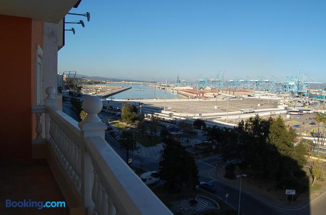 Hotel Marina Victoria - Algeciras - Balcony