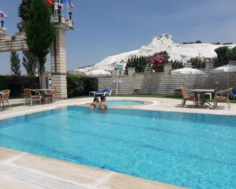 Hotel Hal-tur Boutique - Pamukkale - Pool