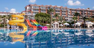 Selge Beach Resort & Spa - Kizilagaç - Pool