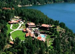 Aurora Resort & Spa - Berovo - Außenansicht