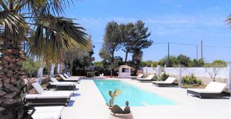 Residence Noto Marina - Noto - Pool