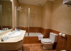 Hotel Andia - Orcoyen - Banheiro