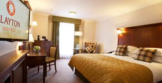 Clayton Hotel Ballsbridge - Dublino - Camera da letto