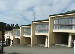 Townhouse Motel - Timaru - Rakennus