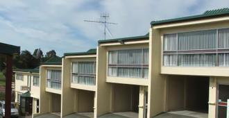 Townhouse Motel - Timaru - Κτίριο