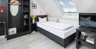 City Hotel Kaiserhof - Offenbach am Main - Bedroom