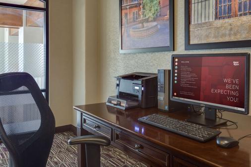 Drury Inn & Suites Las Cruces - Las Cruces - Khu vực làm việc