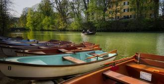 Arthotel ANA Style - Augsburg - Outdoor view