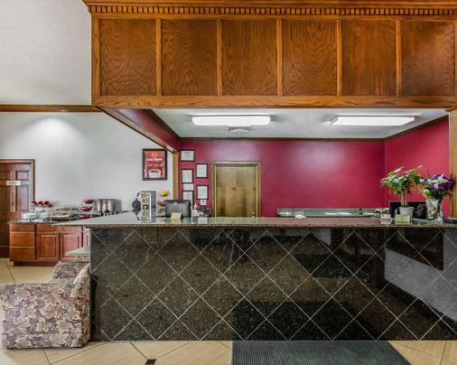 Econo Lodge Inn & Suites - Enterprise - Buffet