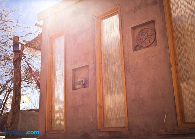 Hostal Lackuntur - San Pedro de Atacama - Building