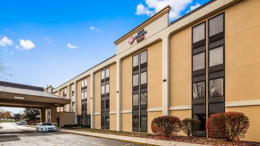 Best Western Plus Dayton South - Dayton - Toà nhà