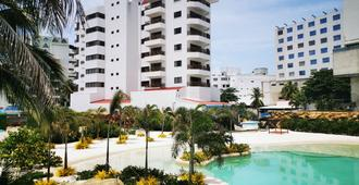 Hotel Arena Blanca - San Andrés - Building