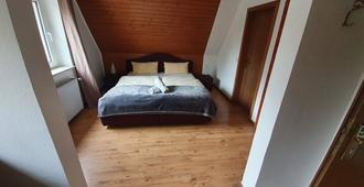 Hotel Gartenstadt - Dortmund - Bedroom