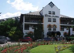 Hunguest Hotel Flora - Eger - Building