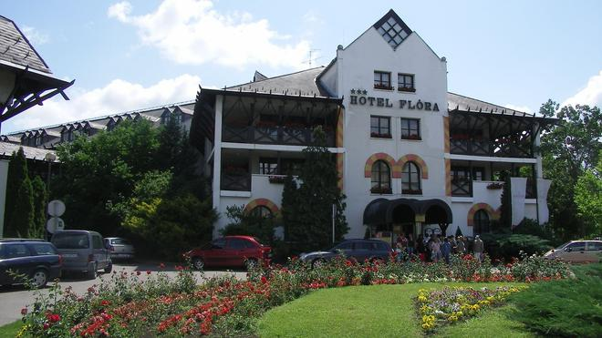 Hunguest Hotel Flora - Eger