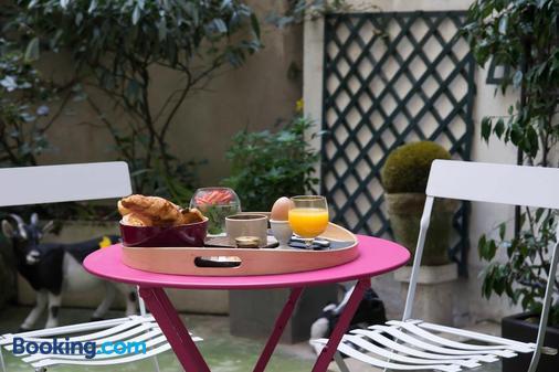 Hotel Tilsitt Etoile - Paris - Hàng hiên