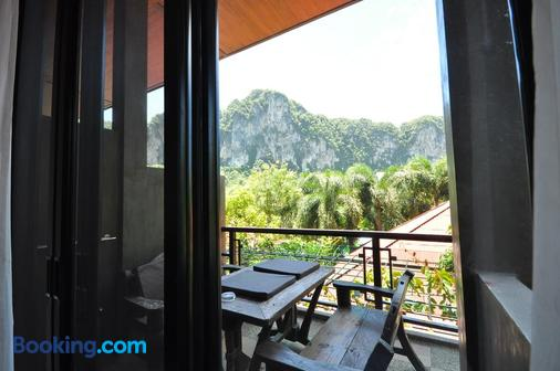 Green View Village Resort - Ao Nang - Μπαλκόνι